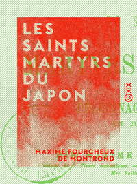 Les Saints martyrs du Japon