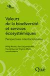 Livre numérique Valeurs de la biodiversité et services écosystémiques