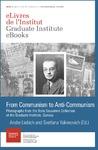 Livre numérique From Communism to Anti-Communism