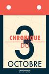 Livre numérique Chronique du 3 octobre