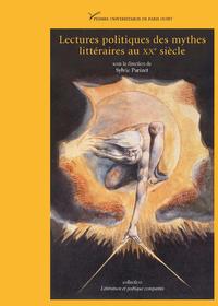Livre numérique Lectures politiques des mythes littéraires au XXe siècle