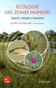 Livre numérique Ecologie des zones humides - Concepts, méthodes et démarches