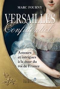 Livre numérique Versailles confidentiel