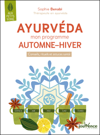 Image de couverture (Ayurveda : mon programme automne-hiver : conseils, rituels et astuces santé)