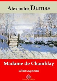 Madame de Chamblay – suivi d'annexes