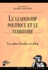 Livre numérique Le leadership politique et le territoire