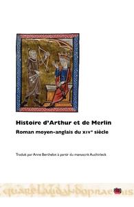 Livre numérique Histoire d'Arthur et de Merlin