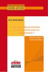 Livre numérique Paul Watzlawick - Un regard interactionniste et constructiviste pour les organisations ?