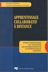 Livre numérique Apprentissage collaboratif à distance