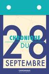 Livre numérique Chronique du 28 septembre