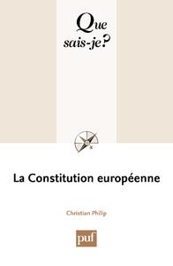 La Constitution européenne, « Que sais-je ? » n° 3700