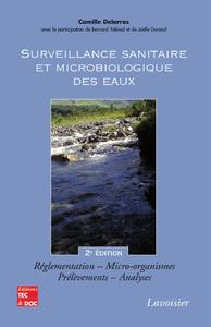Livre numérique Surveillance sanitaire et microbiologique des eaux