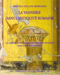 Livre numérique La vannerie dans l'Antiquité romaine
