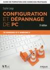 Livre numérique Configuration et dépannage de PC