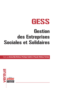 Livre numérique GESS - Gestion des Entreprises Sociales et Solidaires