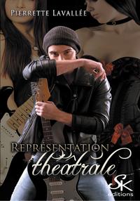 Livre numérique Représentation Théâtrale