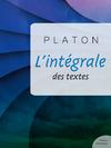 Livre numérique L'intégrale des textes de Platon