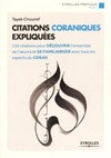 Livre numérique Citations coraniques expliquées