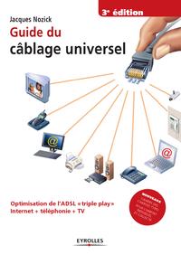 Guide du câblage universel, OPTIMISATION DE L'ADSL TRIPLE PLAY : INTERNET + TÉLÉPHONIE + TV