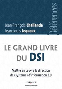 Le grand livre du DSI, METTRE EN OEUVRE LA DIRECTION DES SYSTÈMES D'INFORMATION 2.0