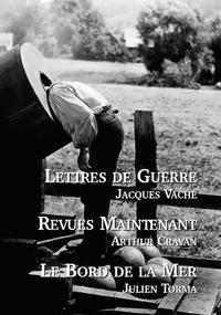 Lettres de Guerre - Revues Maintenant - Le Bord de la Mer