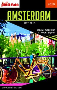 Amsterdam 2016 City trip Petit Futé (avec cartes, photos + avis des lecteurs)