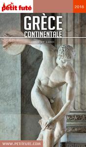 Grèce Continentale 2016 Petit Futé (avec cartes, photos + avis des lecteurs)