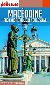 Macédoine : ancienne république yougoslave