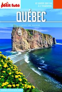 Québec 2016 Carnet Petit Futé (avec cartes, photos + avis des lecteurs)