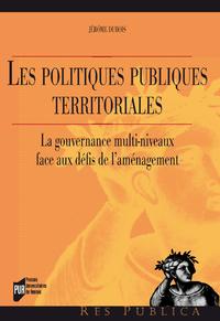 Les politiques publiques territoriales