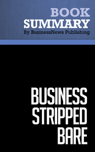Business Stripped Bare by Richard Branson ePub eBook