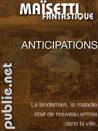 Livre numérique Anticipations, 2