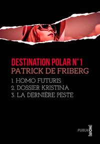Livre numérique Destination Polar n°1