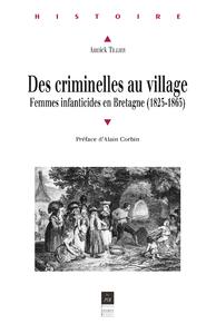 Des criminelles au village