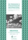 Livre numérique Da produção à preservação informacional: desafios e oportunidades