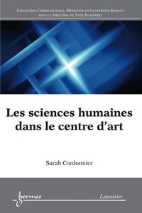 Livre numérique Les sciences humaines dans le centre d'art