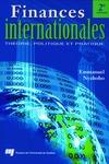 Livre numérique Finances internationales