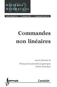 Livre numérique Commandes non linéaires