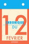 Livre numérique Chronique du 12  février