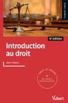 Livre numérique Introduction au droit