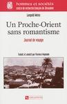 Livre numérique Un Proche-Orient sans romantisme