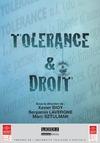 Livre numérique Tolérance & Droit