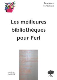 Livre numérique Les meilleures bibliothèques pour Perl
