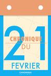 Livre numérique Chronique du 21  février