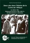 Livre numérique Deux vies dans l'histoire de la Corne de l'Afrique