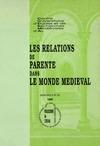 Livre numérique Les relations de parenté dans le monde médiéval