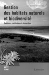 Livre numérique Gestion des habitats naturels et biodiversité