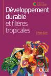 Livre numérique Développement durable et filières tropicales