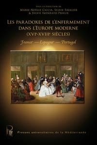 Image de couverture (Les paradoxes de l'enfermement dans l'Europe moderne (XVIe-XVIIIe siècles))