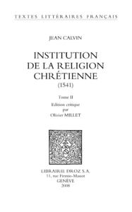 Institution de la religion chr?tienne (1541)